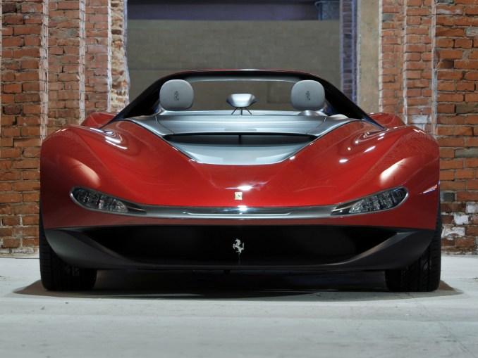 2013 Pininfarina Ferrari Sergio
