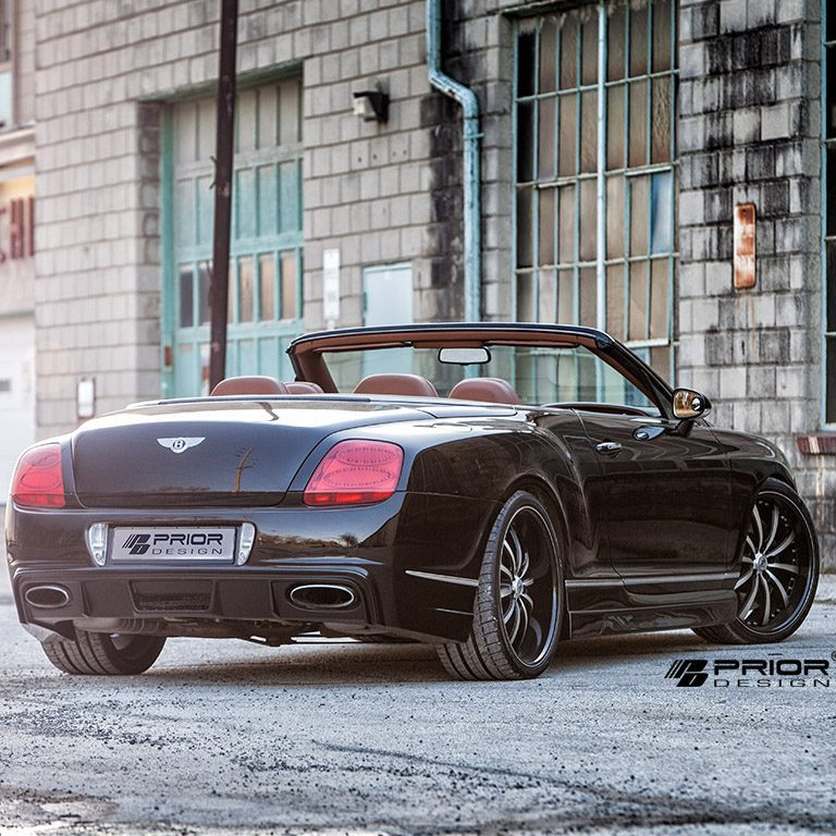 2013 Prior Design - Bentley Continental GTC