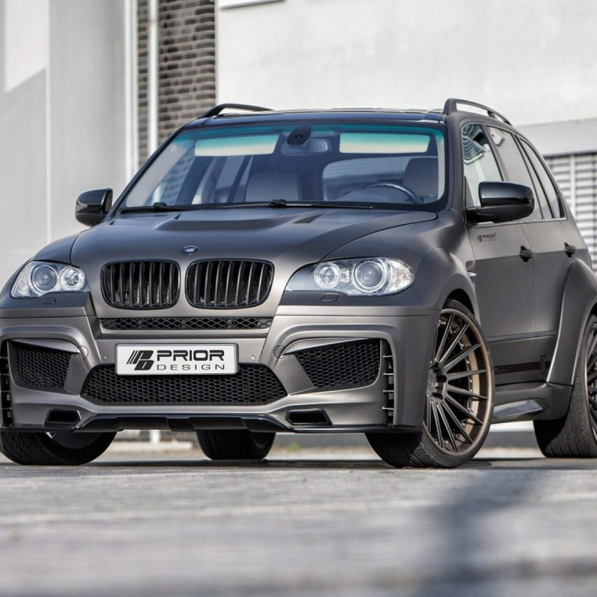 2013 Prior Design - Bmw X5 PD5X Widebody E70