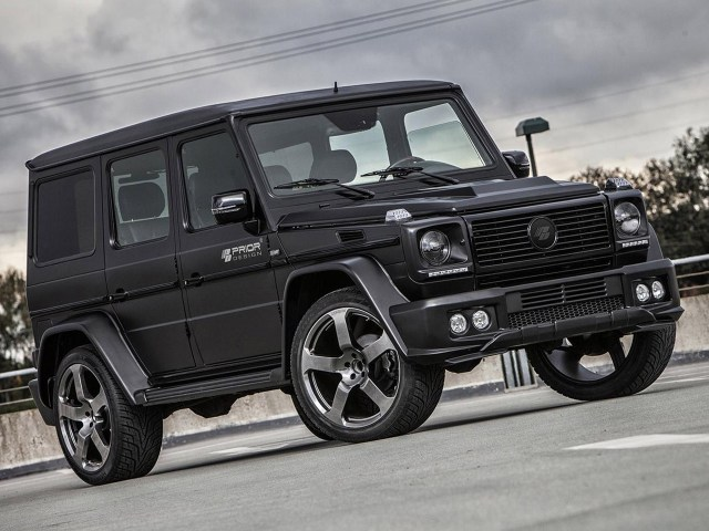 2013 Prior Design - Mercedes Classe G W463