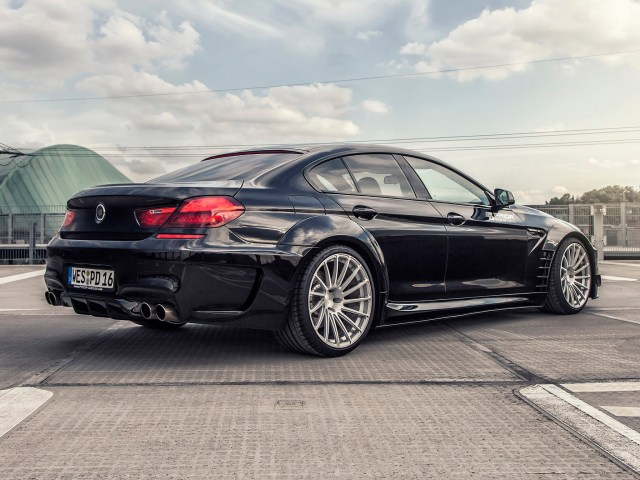 2014 Prior Design - Bmw Serie 6 Gran Coupe PD6XX