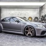 2014 Prior Design - Mercedes Classe S Black Edition V3 Widebody Aero Kit W221