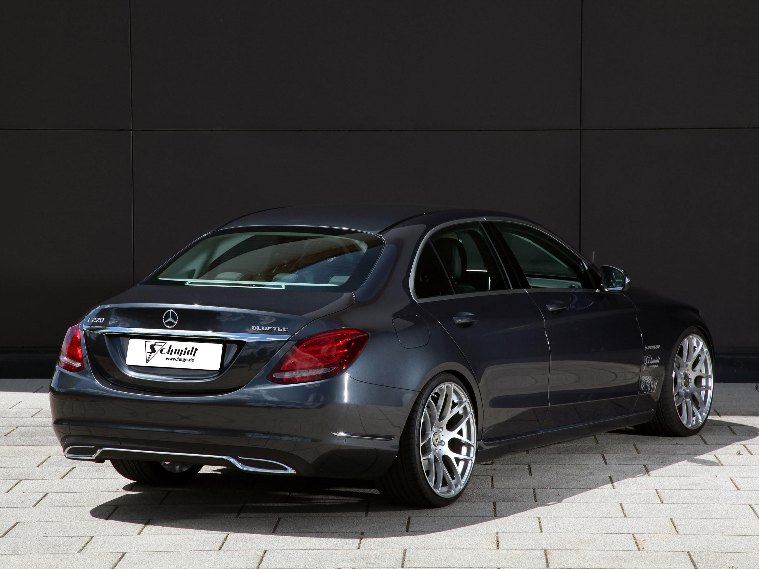 2014 Schmidt Revolution Mercedes C Klasse W205