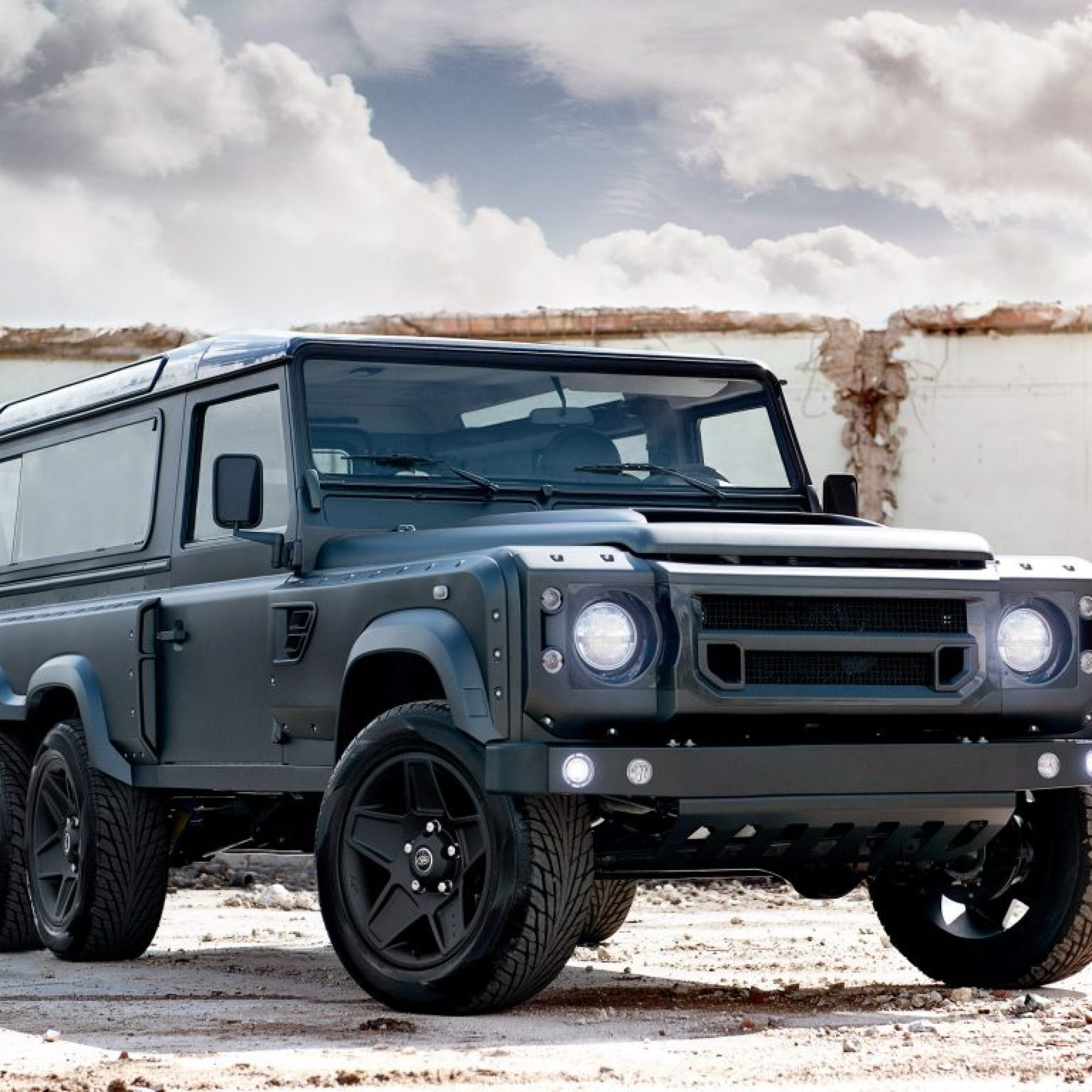 2015 Project Kahn Flying Huntsman 110 WB 6x6 Concept