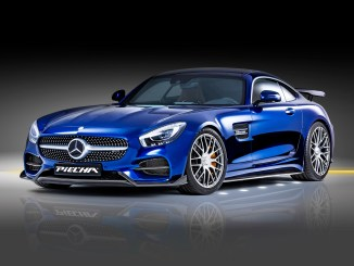 2016 AMG Mercedes GT RSR C190 by Prior Design
