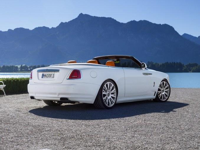 2016 Spofec Rolls Royce Dawn
