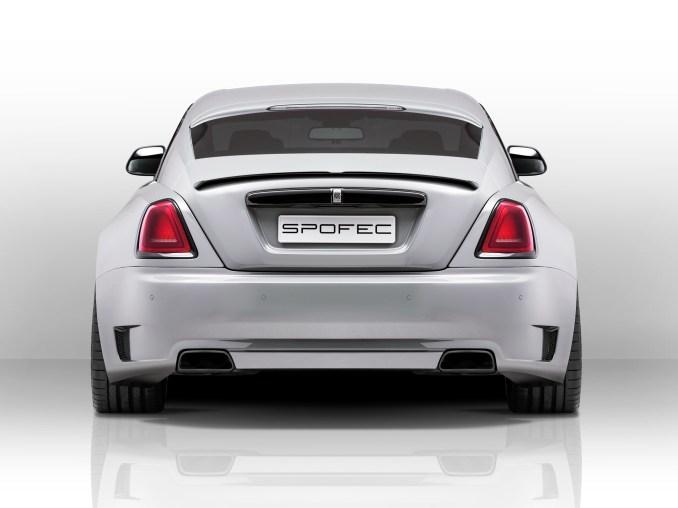 2016 Spofec Rolls Royce Wraith Overdose