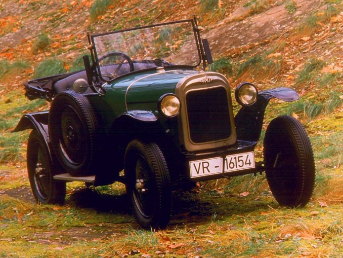 1924 Opel 4-12 PS Laubfrosch