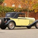 1930 Bugatti Type 46 Cabriolet by Figoni