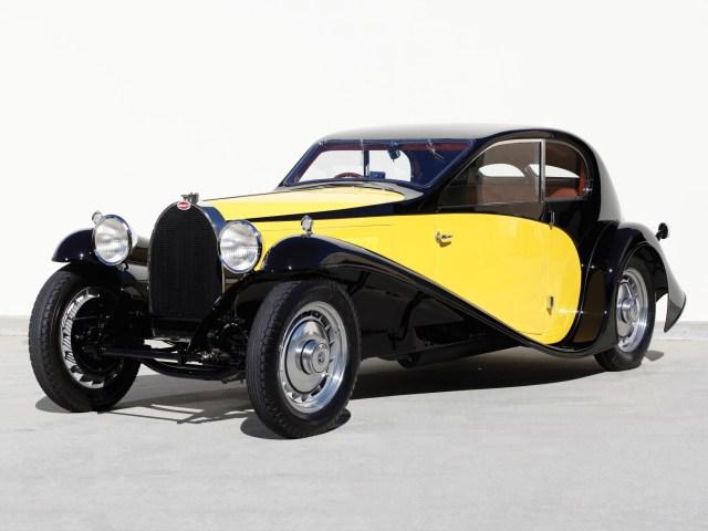 Bugatti Type 46 Superprofile Coupe (1930)