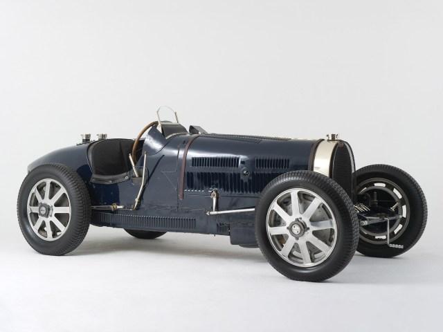Bugatti Type 51 Grand Prix Racing Car (1931)