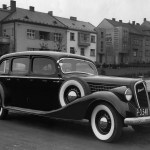 1936 Skoda Superb old