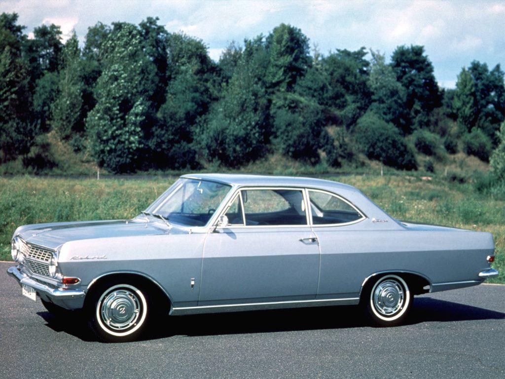 1960 a 1963 Opel Rekord A