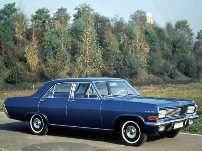 1964 a 65 Opel Kapitan A
