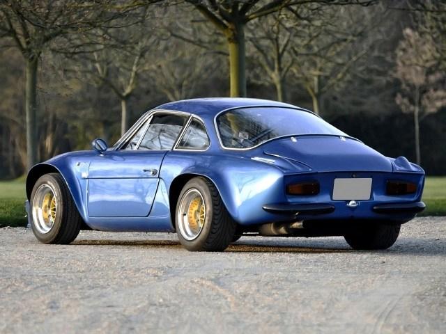 Alpine A110 1300 Group-4 1971