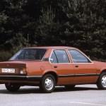 1981 Opel Ascona C1