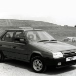 1989 Skoda Favorit UK Type 781