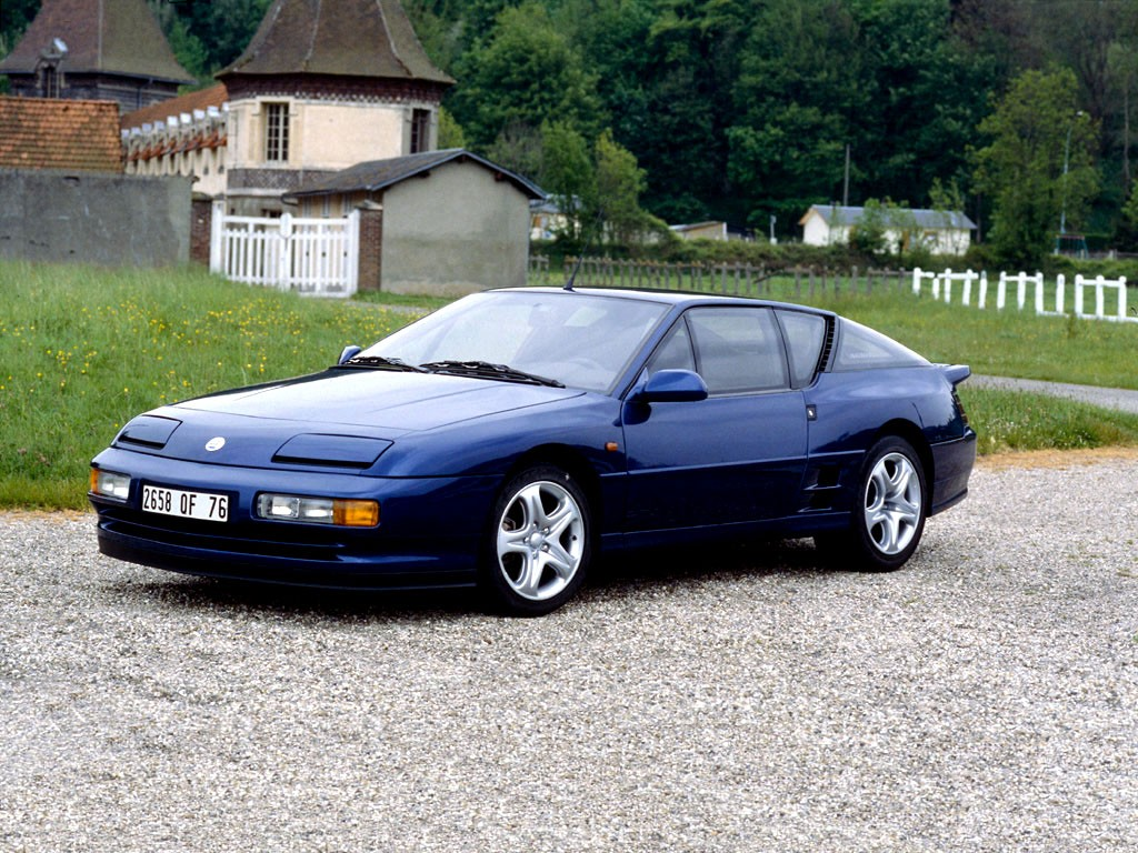 1991-95 Alpine A610
