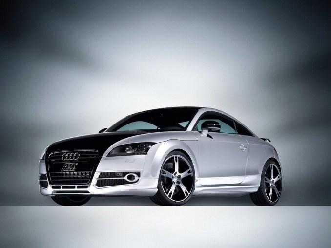 2007 ABT Audi TT-R