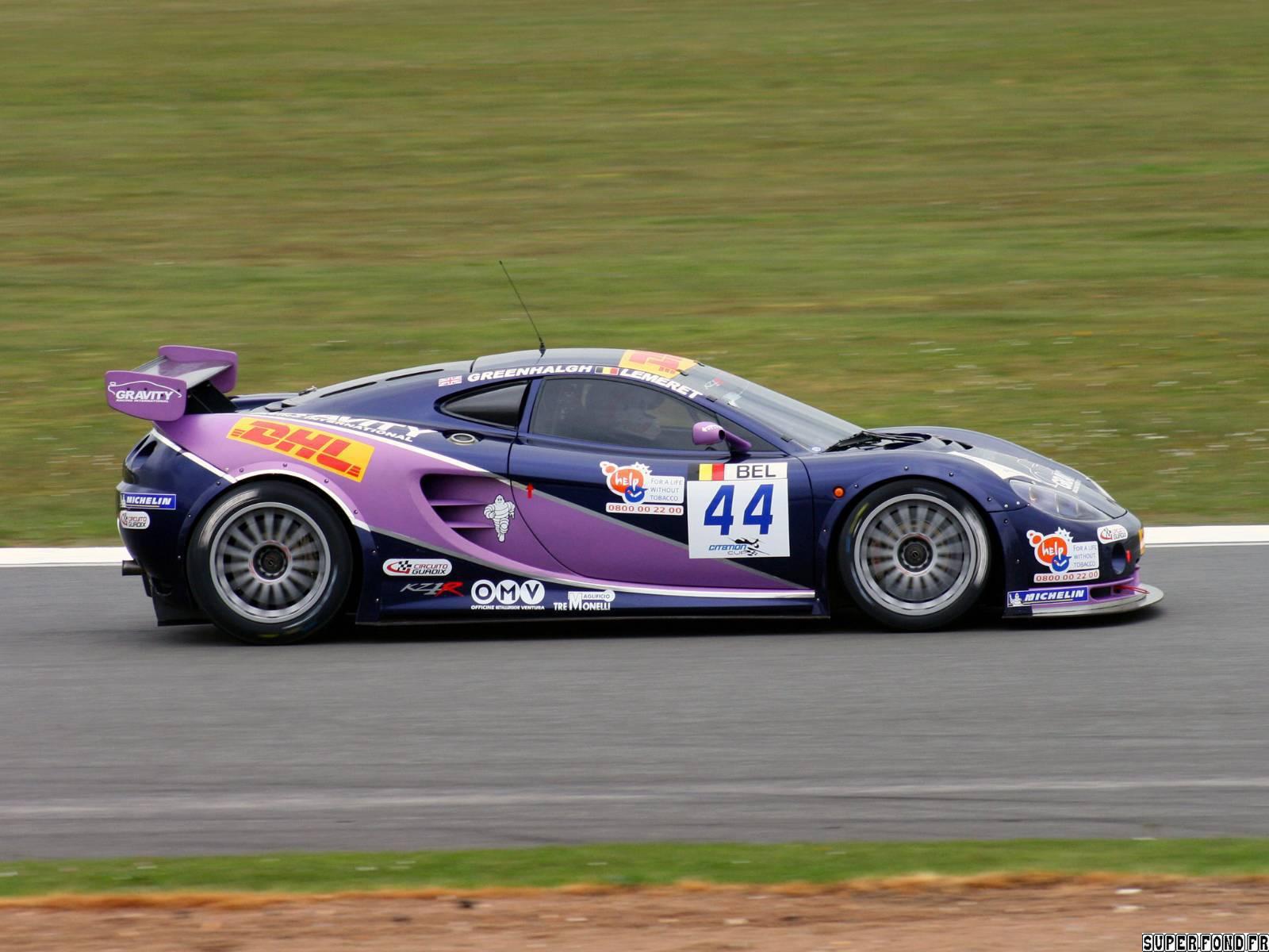 2007 Ascari KZ1 GT3