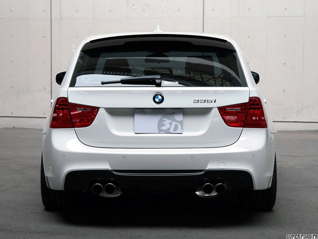 2008 3ddesign Bmw 3 Series Touring E91