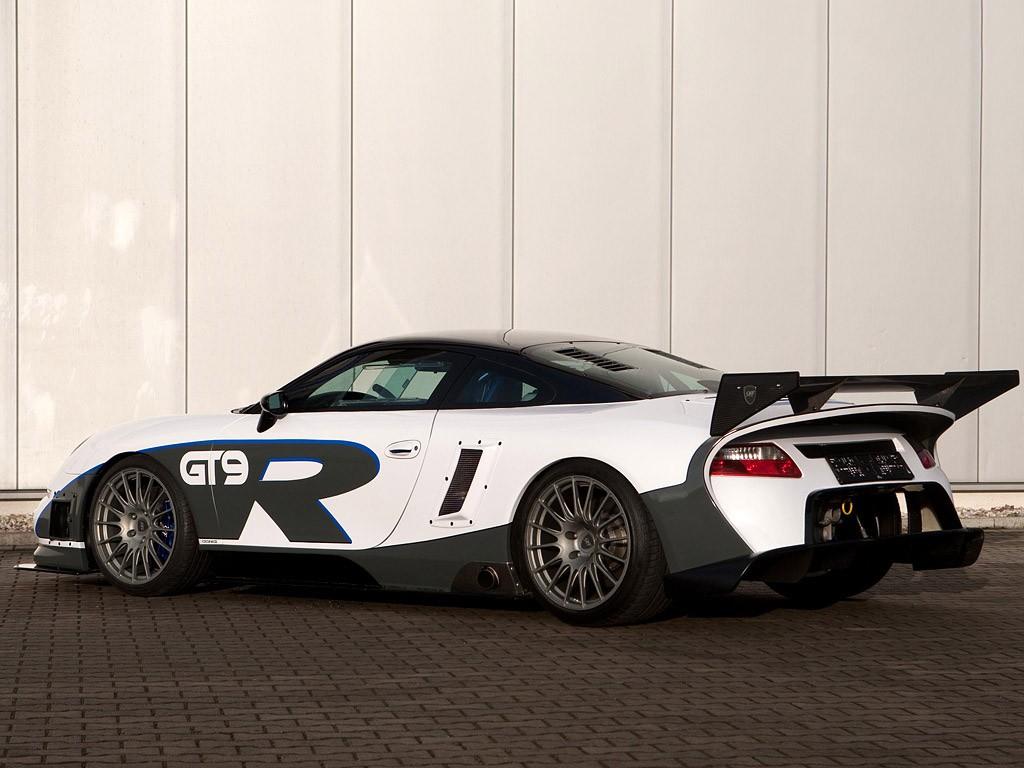 2008 9ff Porsche GT9 R