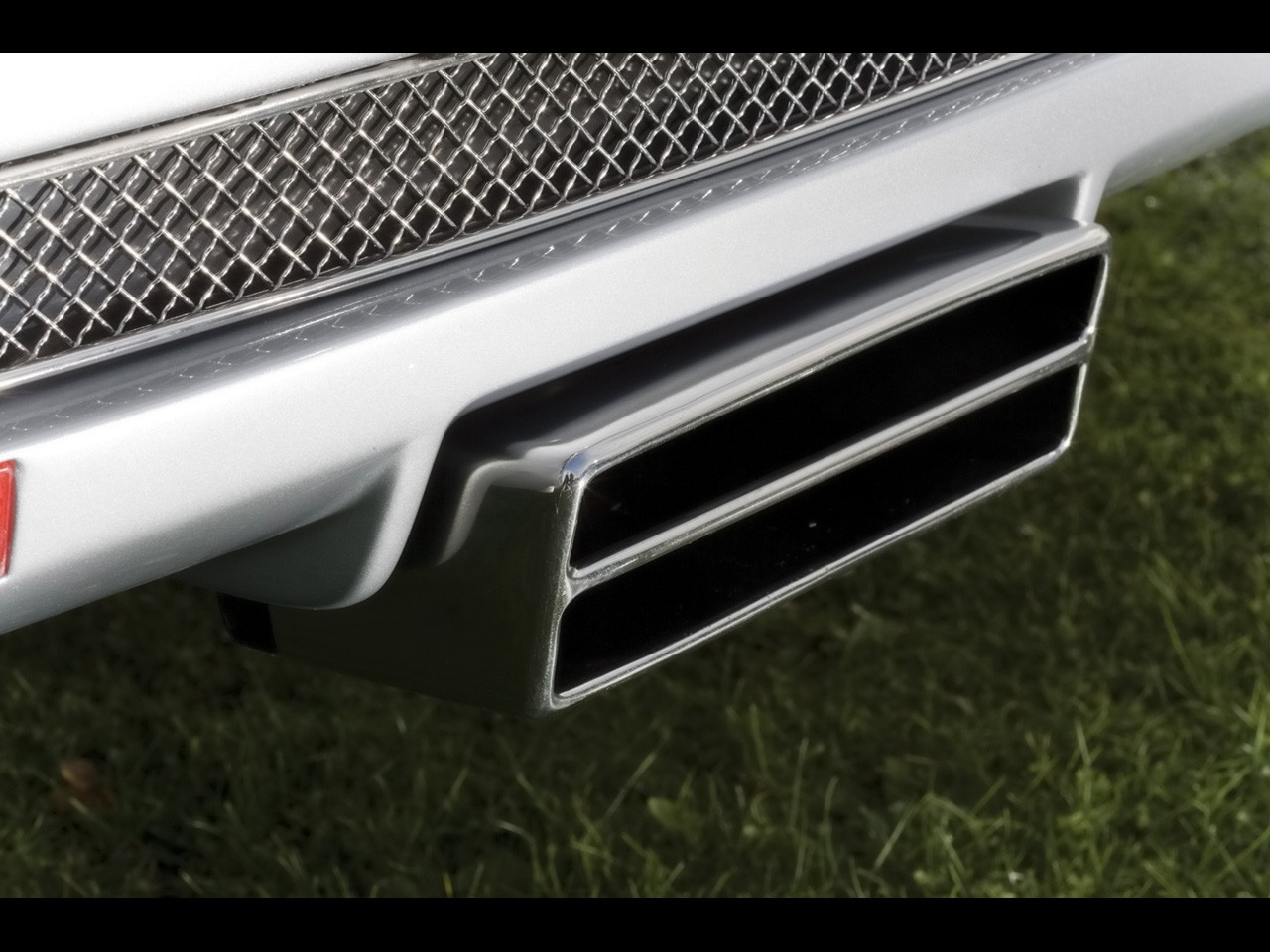 2008 Arden Range Rover AR7 Tailpipe