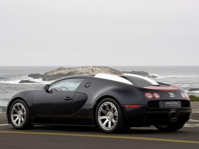 Bugatti Veyron FBG Hermes (2008)