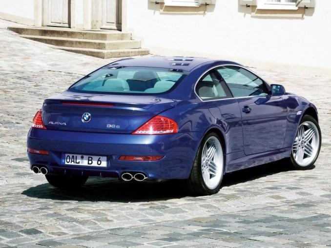 2009 Alpina B6 S