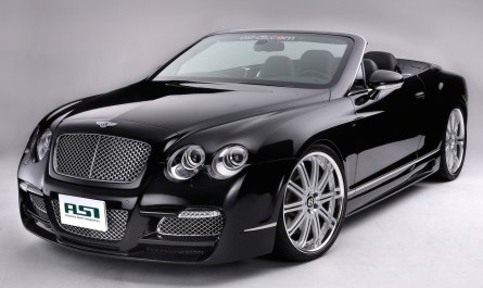2009 ASI Bentley Continental GTC