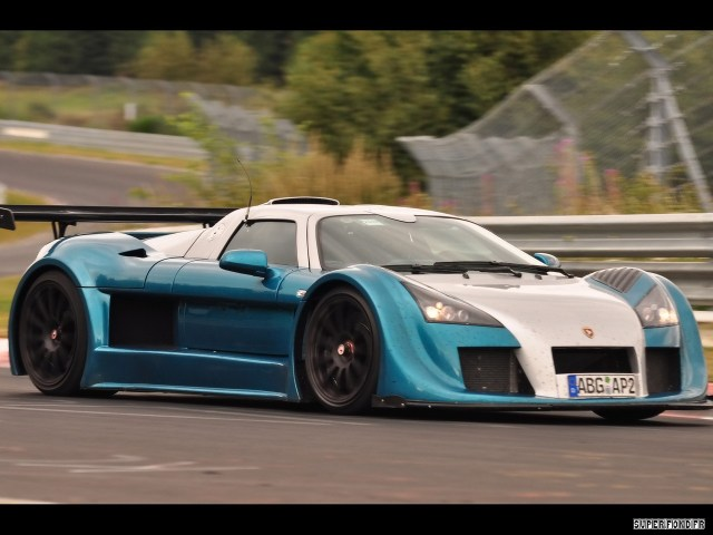 2009 Gumpert Apollo Sport Nurburgring