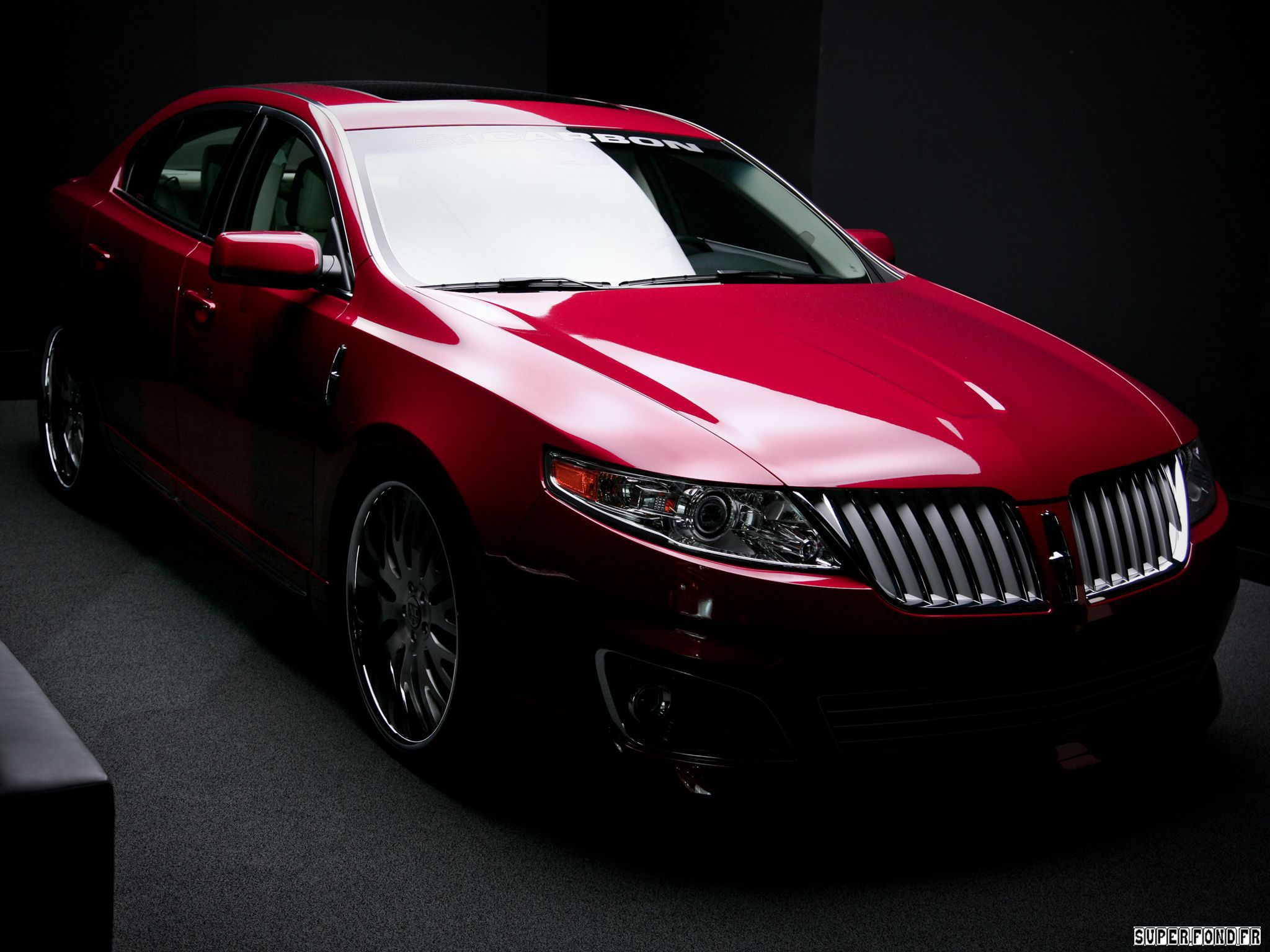 2009 3dcarbon Lincoln MKS