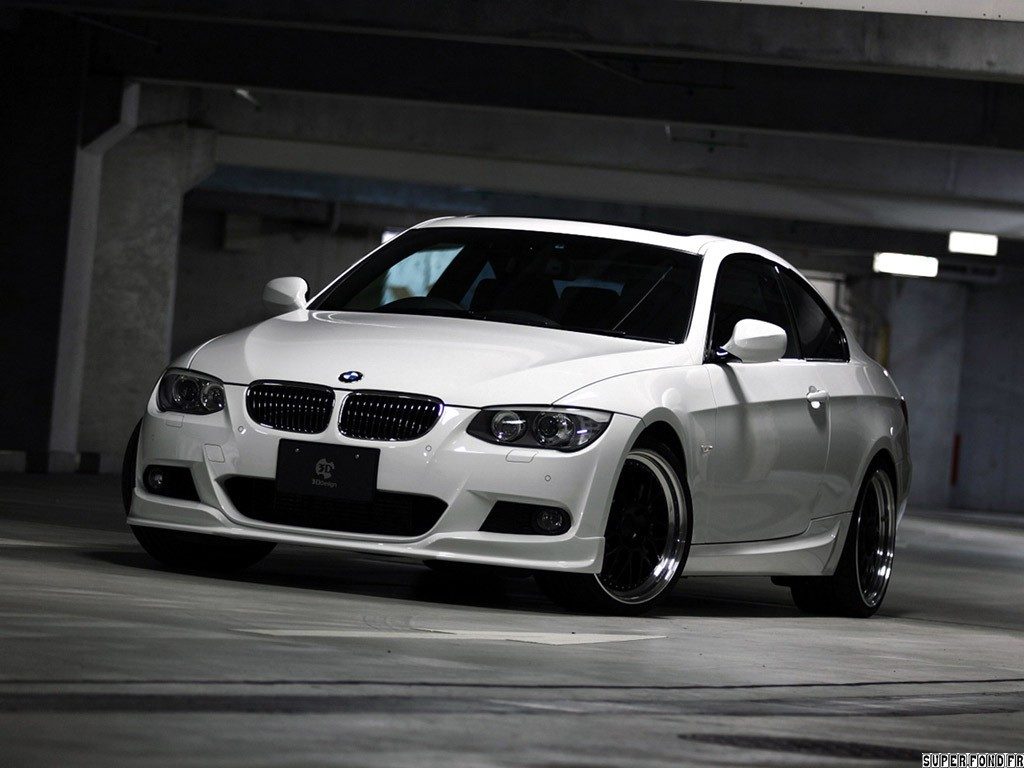 2010 3ddesign Bmw 3 Series Coupe E92