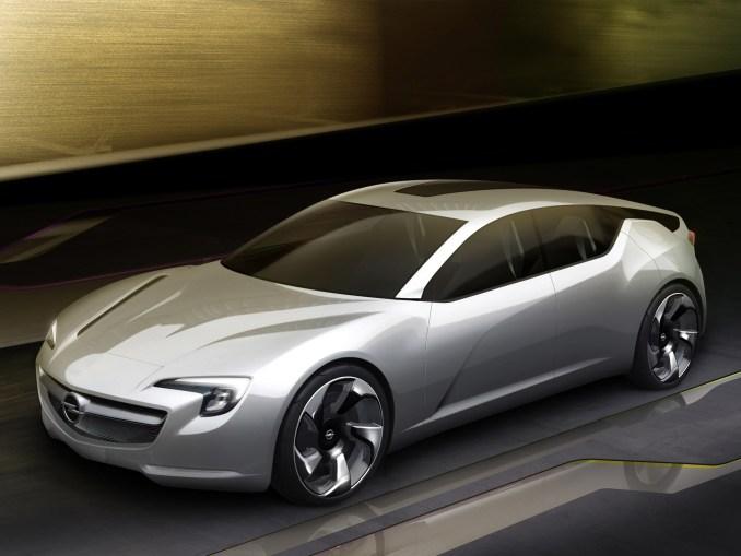 2010 Opel Flextreme GT/E Concept