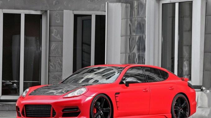 2011 Anderson Porsche Panamera Turbo 970