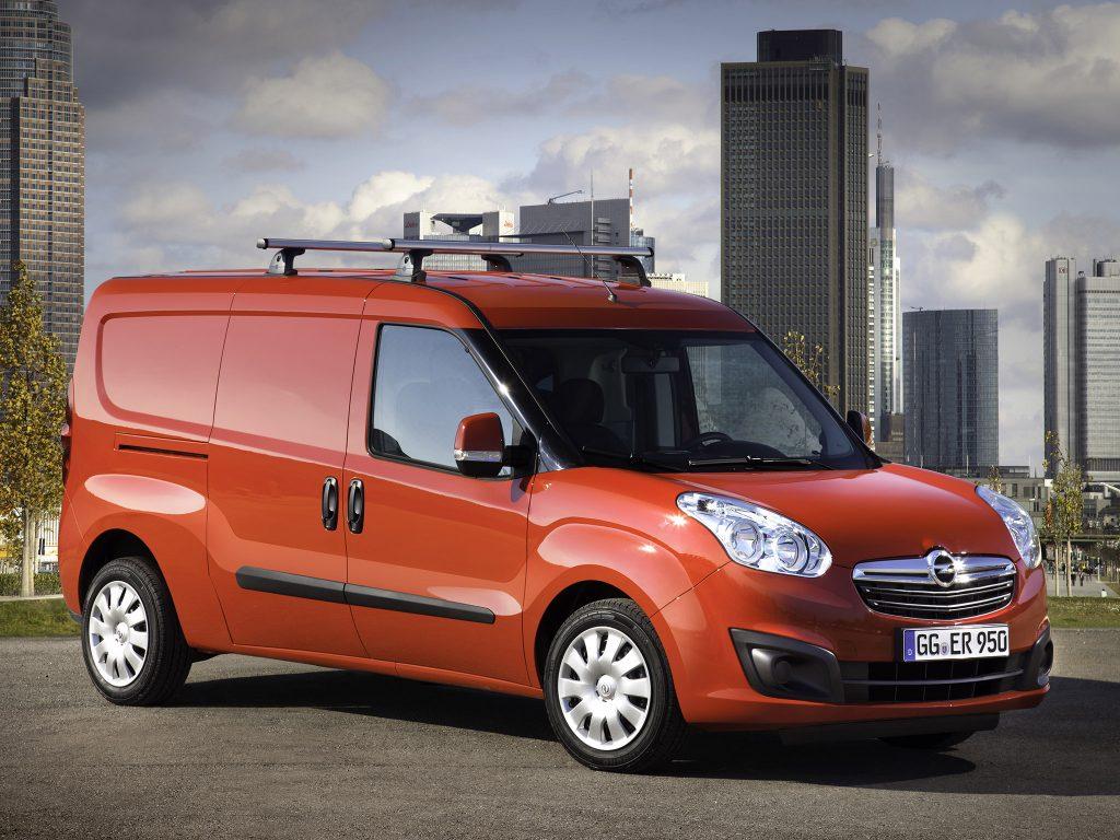 Opel Combo Cargo 2011
