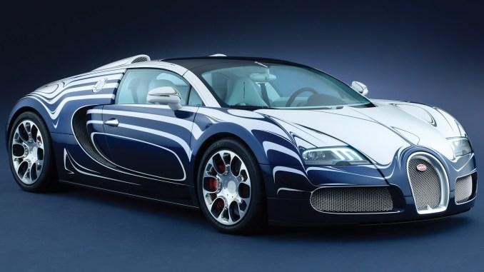 2011 Bugatti Veyron Grand Sport OR Blanc