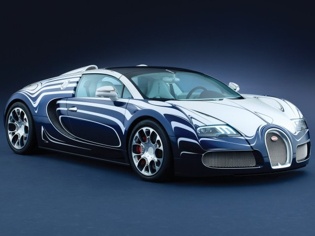 Bugatti Veyron Grand Sport OR Blanc (2011)