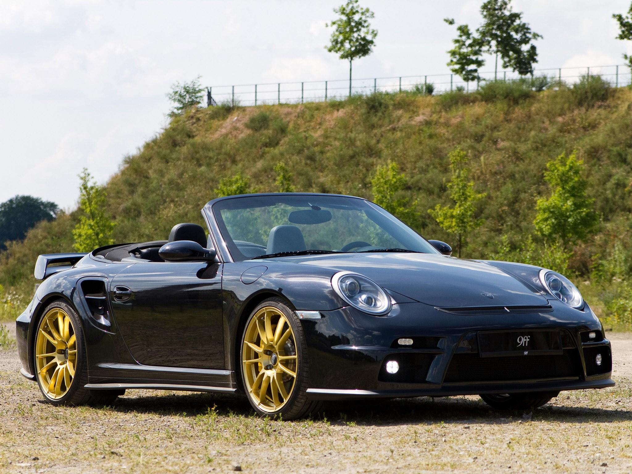 2012 9ff Porsche 911 GTronic