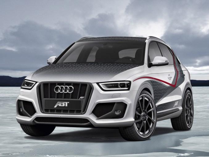 2012 ABT Audi Q3 QS3