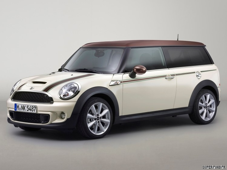 2012 Mini Clubman Hyde Park