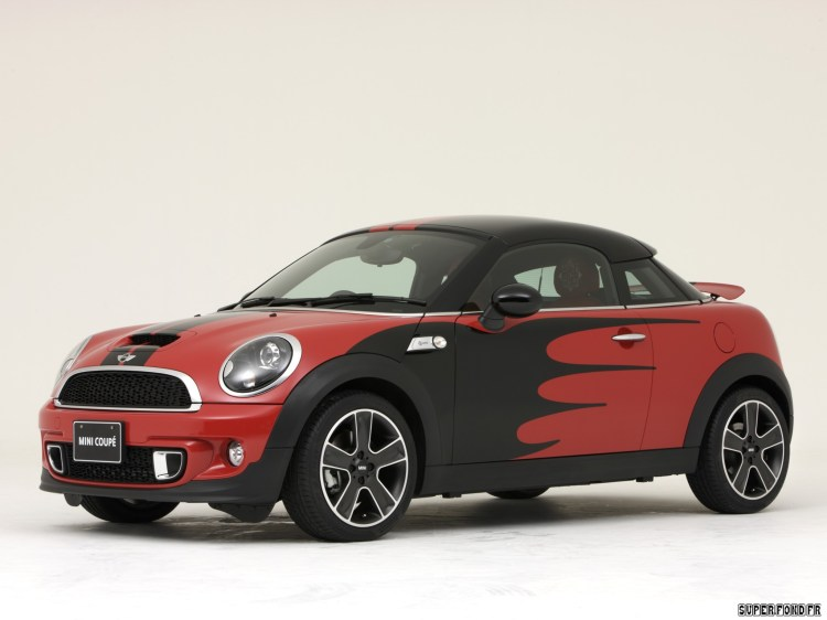 2012 Mini Cooper S Coupe Hotei