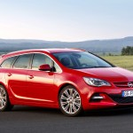 2012 Opel Astra Biturbo Sports Tourer