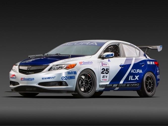 2012 Acura ILX Endurance Racer Concept