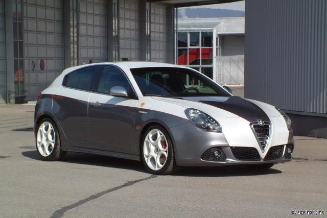 2012 Alfa-Romeo Giulietta by Auto Avio Costruzioni