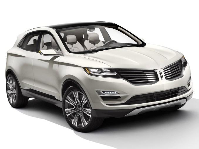2013 Lincoln MKC Concept