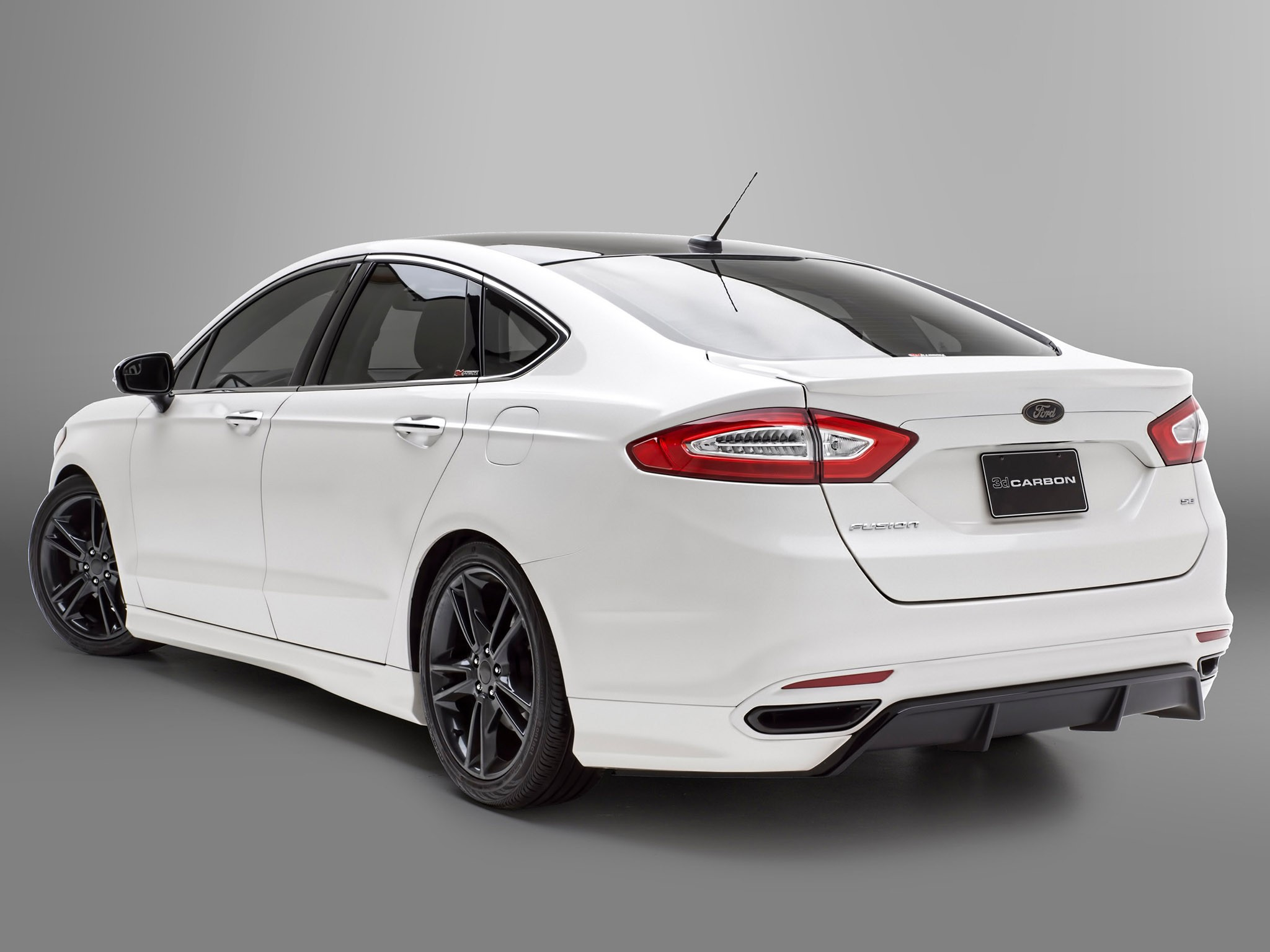 2013 3dcarbon Ford Fusion