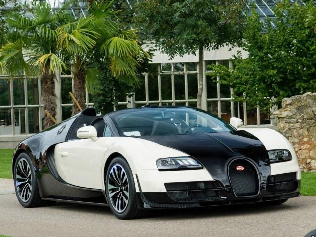 Bugatti Veyron Grand Sport Vitesse - Lang Special Edition (2013)