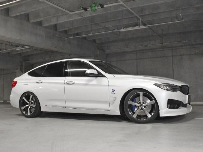 BMW 3 Series Gran Turismo 3D Design - Photoscar
