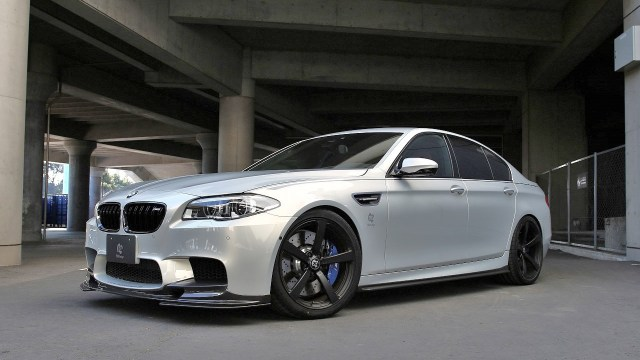 2014 3ddesign Bmw M5 Moon Stone